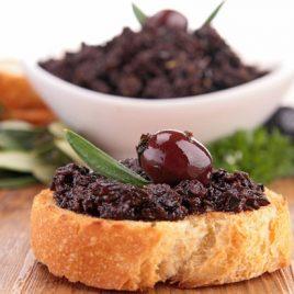 Patè di olive nere 190 g